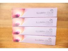 カラー剤は各種メーカー豊富に常時250色以上取り揃えています。