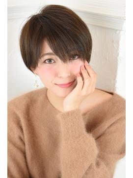 【Source】モテ髪ショート