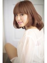 secret表参道店スタイル掲載日本一!40代でも可愛くなれる髪型99 ブラウンアッシュ.32