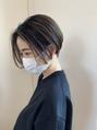 【MEILLEUR】刈り上げショート&スペシャルハイライト