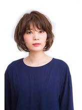 RENJISHI パーマをかけたショートボブ (青山 表参道).38