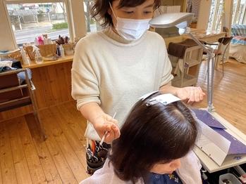 40代大人女性にぴったりな美容院の特徴 Live in Clover beauty lab