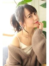 【ALBA千葉将大】かわいいの定番☆おくれ毛ポニー【三鷹】.52