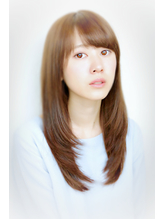 ~【LUXIS】~シアモーブ&愛されシャギーロング☆ シャギー.49