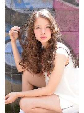 LOVELEY 外国人風スパイラルパーマ☆450