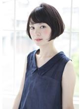 【HOULe】大人女子に人気の黒髪ショートボブ(コモダショウヘイ) 大人女子.57