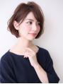 【PD神戸】岡 大人可愛いハンサムショート小顔サイドブルージュ