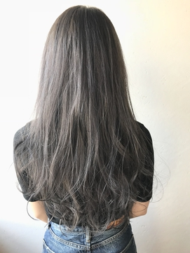 Hona hair ☆ グレーシルバーアッシュ