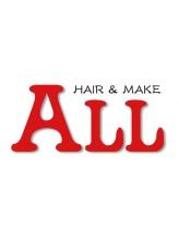 ヘアーアンドメイク オール(HAIR&MAKE ALL)
