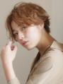kith.本田× エアリーショート クラウドマッシュ 小顔