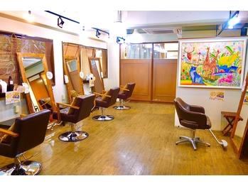 アトラクト(Attract Hair salon)