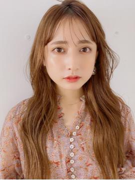 【HONEY表参道】柔らかベージュ×ヨシンモリ(shiho)