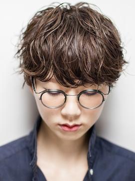 【KAILA】メガネショート ☆高野担当