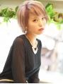 【ROJI】上質☆ハイトーンカラー×ジェンダーレス