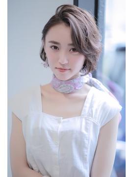 【Charme】日紫喜清矢 ツヤ髪スイートAラインボブ 20代30代40代
