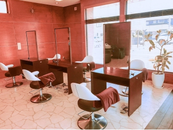 ヘアーアンドネイル ウォータースポット(hair&nail Water Spot)(静岡県焼津市/美容室)