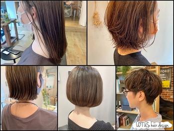 ロータス ヘアデザイン(LOTUS hair design.)(福岡県福岡市中央区)
