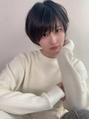 黒髪ショートボブ☆AMU