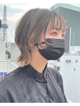 【arte HAIR】フェイスフレーミング/ショートウルフ