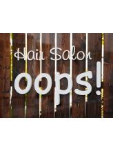 ヘアーサロン ウップス(hair salon oops)