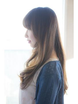 【RechaLu/聖蹟桜ヶ丘】☆伸ばしかけ無造作カール☆