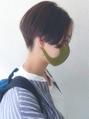 【COLO 吉祥寺 小川美奈】襟足すっきりハンサムショート