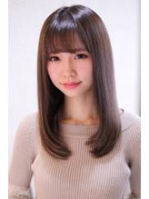【ReiZ渋谷】伸ばしかけ大人かわいいセミディ☆.39