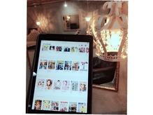 iPadでお好みのマンガや雑誌がゆっくり気兼ねなく楽しめます♪