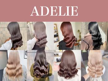 アデリー なんば店(ADELIE)(大阪府大阪市中央区/美容室)