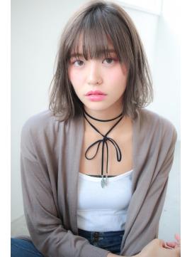 【story】☆ナチュフェロ☆透明感120パーセント外ハネボブ01