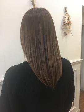 しっとりまとまる髪質改善♪