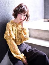 【AINM】#とろみ#ノーブルショート#大人かわいい with.37