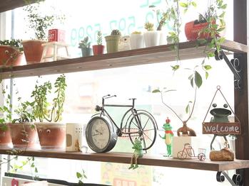 グロース Growth(東京都西多摩郡日の出町/美容室)