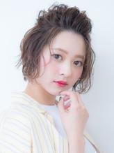 凛としたこなれヘア☆.16