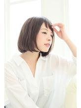 【WiLL JR茨木店】大人女子のナチュラルボブ.28