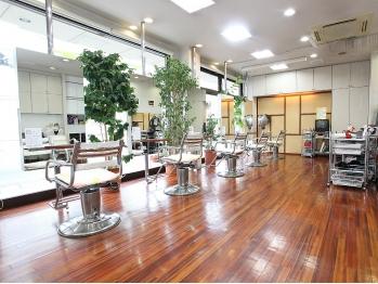 ソワール美容室(神奈川県川崎市多摩区/美容室)