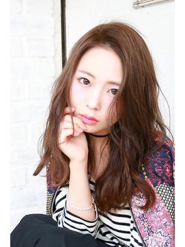 【Sourire江坂】大人セミディー・立ち上げバング