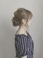 * arrange hair *  和装 → 洋装