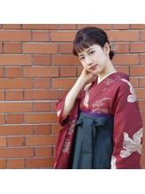 kimonoスタイル☆卒業式 袴☆ アンティーク.41