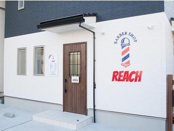 バーバーショップ リーチ(BARBER SHOP REACH)(大阪府堺市東区/美容室)