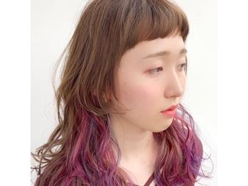 サロン マーニ(salon m ni)(熊本県熊本市/美容室)