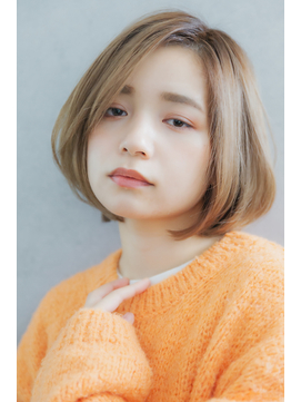 【Rire-リル銀座-】大人女子のワンカールボブ