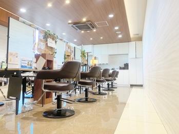 レイフィールド 桑名店(三重県桑名市/美容室)