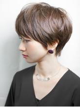 大人かわいいマッシュ風ショート 犬塚優介【neaf 六本木】 時短.23