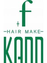 ヘアメイク カン プラスエフ(HAIR MAKE KANN+f)