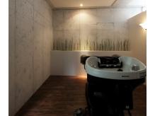 ゆったりとした癒しの時間を過ごせる完全個室のスパルーム♪