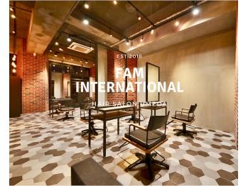 ファムインターナショナル 梅田(Fam international)(大阪府大阪市北区/美容室)