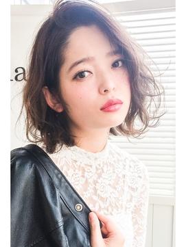 【lamp hair 】外国人風ウェーブ×グロッシー♪