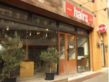 ヘアーズ 三宮東店(hairs)
