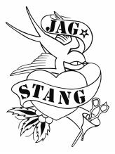 ジャグスタング(JAG STANG)